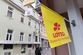 Baden Wurttemberg Flag Lotto Baden Württemberg Sucht Großgewinner Aus Weinheim
