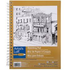 artist u0027s loft fundamentals sketch pad