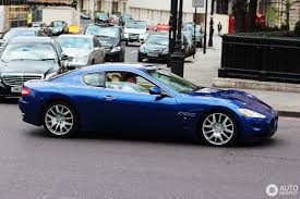 maserati chrome blue maserati granturismo 3 may 2017 autogespot