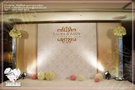 wedding backdrop hk 婚禮佈置 well well event decoration