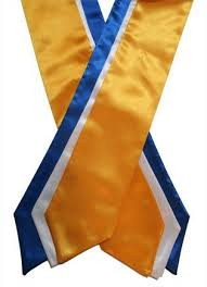 sashes for graduation teal graduation stoles industrial scientific