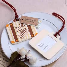 luggage tags favors 25pcs airplane luggage bag tags destination wedding favor