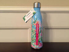 starbucks lilly pulitzer swell starbucks swell water bottle lilly pulitzer stainless steel ebay