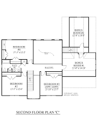 house plans with bonus room southern heritage home designs house plan 2862 b the richland b