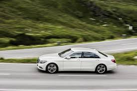 luxury mercedes benz mercedes benz introduces its first luxury hybrid the s550 plug in