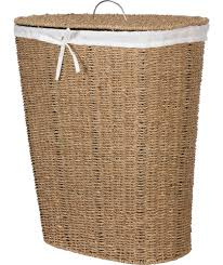 buy home laundry basket natural seagrass at argos co uk your