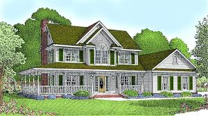 farmhouse plans with porches country house with wrap around porch low country house plans with
