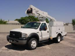Ford F350 Truck Used - equipment used bucket trucks for sale