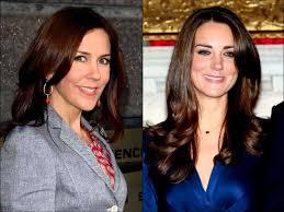 catherine duchess of cambridge vs princess mary of denmark youtube