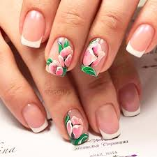 fresh french manicure ideas naildesignsjournal com
