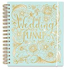 where can i buy a wedding planner wedding planner duck egg blue engagement gift with