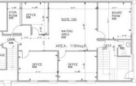 Commercial Office Floor Plans Commercial Office Layout Drawings Timepose