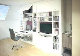 bureau sur mesure ikea sur meuble de bureau bureau informatique avec rangement meuble