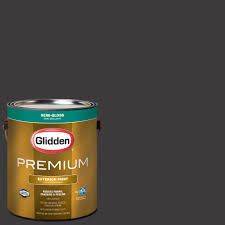 behr premium 1 gal black gloss direct to metal interior exterior