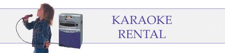 rent karaoke machine karaoke rental from atoz party rental
