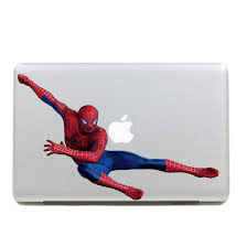 buy z012 color spider man mavel spiderman flying vinyl decal