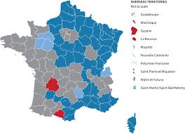 Election Map Interactive French Presidential Election