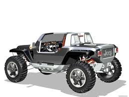 jeep concept cars jeep hurricane concept cars jeep off road cars technics