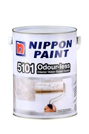 nippon paint trade 5101 odour less water based wall sealer