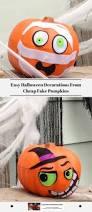 best 25 fake pumpkins ideas on pinterest halloween pumpkin