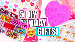 5 diy valentine u0027s day gift ideas you u0027ll actually want 2017 youtube