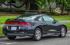 mitsubishi eclipse no reserve 1995 mitsubishi eclipse gsx 5 speed for sale on bat