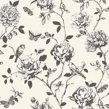 white glitter wallpaper ebay new rasch amour flower bird butterfly floral pattern silver glitter