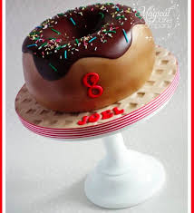 15 best cake giant donut images on pinterest giant donut