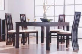 chaise wengé andaman hévéa chaises par deux chaises salle à manger meubles