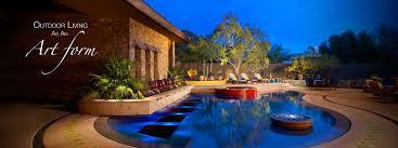 phoenix swimming pool builder u0026 landscape design bianchi design