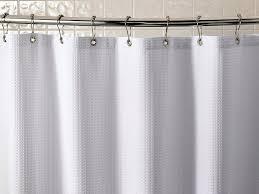 shower curtan waffle shower curtain shower curtain rings home