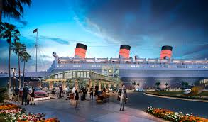 first look at queen mary island the proposed 250m attraction at