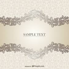 vector elegant floral template u2013 over millions vectors stock