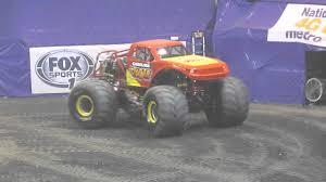 monster jam worcester 2016 saturday night carolina crusher gary