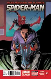 exclusive marvel comics preview miles morales ultimate spider man 2