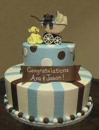 pictures of baby shower cakes for a boy image collections baby