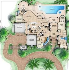 mediterranean house plans with pool cool mediterranean house plans homeca