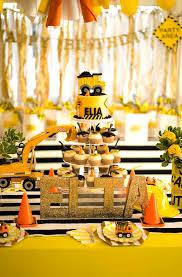 construction birthday party kara s party ideas modern construction birthday party kara s
