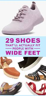 29 shoes that people with wide feet actually swear by