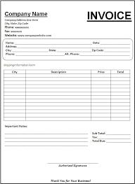 sample invoice xls free invoice templates 100 free invoice