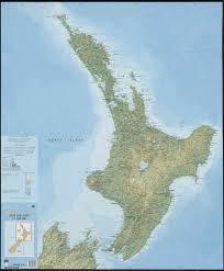 The Hobbit Map Hobbit Movie Tour Map