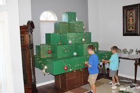 life size minecraft christmas tree geek moms pinterest