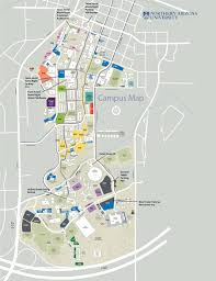 Lacc Map Usc Campus Map University Of Southern California Mappery Getting