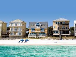 Colorful Beach Houses by Beachfront Home Rentals Ocean Reef Resorts