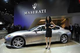 Asa Bad Driburg Auf Der Iaa Feiert Der Maserati Quattroporte Diesel Weltpremiere