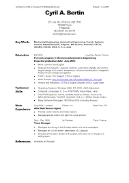 Resume Expected Graduation by Sample Resume Expected Graduation Date Format