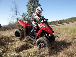 2010 polaris trail blazer 330 first ride photos motorcycle usa