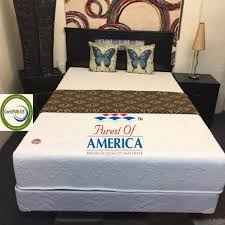 8 inch flip able memory foam mattress with high quality fabric