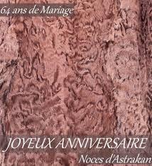64 ans de mariage cartes anniversaire de mariage carte anniversaire de mariage