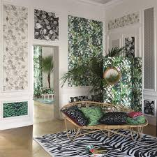 Home Fashion Interiors Buy Christian Lacroix Pcl661 05 Canopy Wallpaper Nouveaux Mondes
